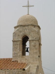 Oldest church steeple in Middle East